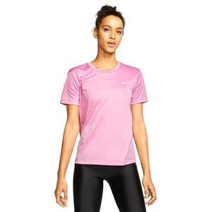 Miler Kadın Pembe Koşu Tişörtü AJ8121-693