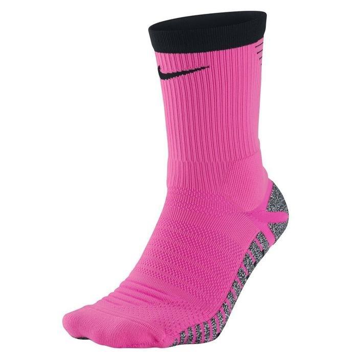 Grip Strike Lightweight Crew Pembe Futbol Çorabı Konç SX5089-639 851354