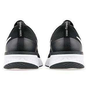 Odyssey React 2 Flyknit Erkek Siyah Koşu Ayakkabısı AH1015-010