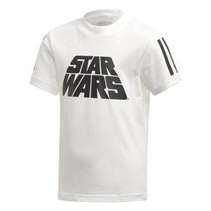 Star Wars Çocuk Beyaz Şort Tişort Set FM2869