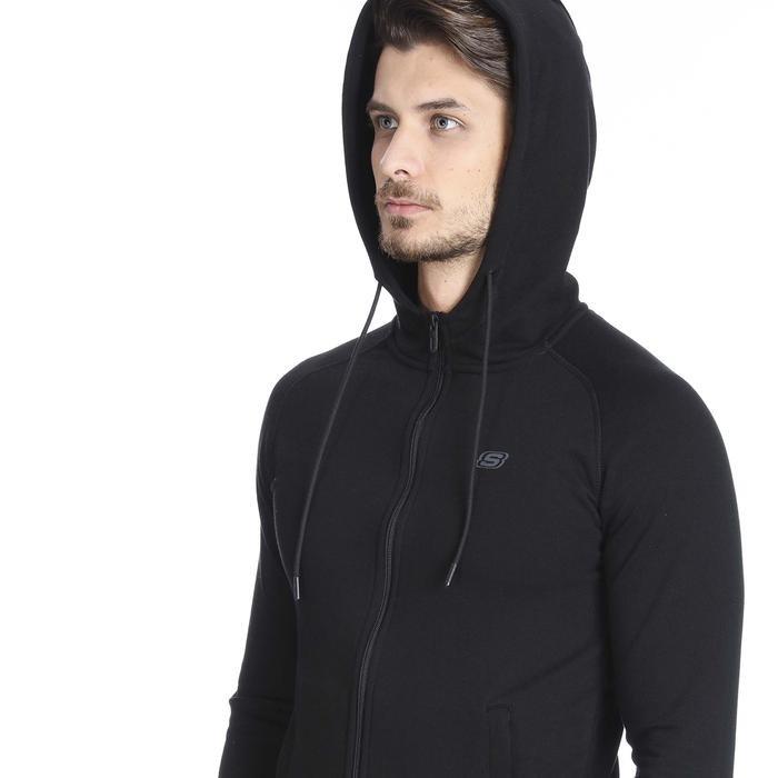 Fleece Erkek Siyah Günlük Stil Sweatshirt S192239-001 1149605