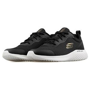 Bounder Erkek Siyah Günlük Ayakkabı 232005 BKGD