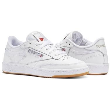 Club C 85 Kadın Beyaz Günlük Ayakkabı BS7686 1116283