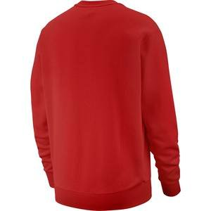 Club Crw Ft Erkek Kırmızı Uzun Kollu Tişört BV2662-657