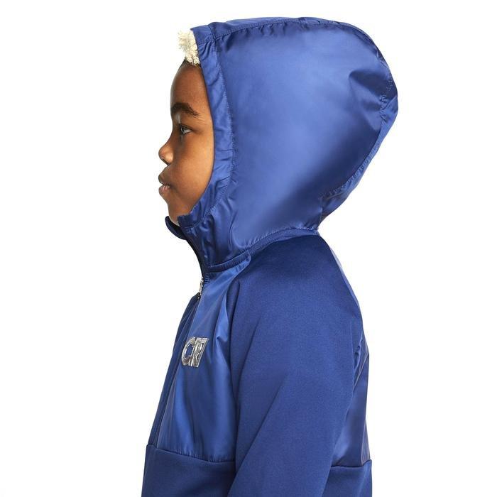 Cr7 B Çocuk Mavi Uzun Kollu Tişört BV6087-493 1154687
