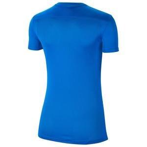 Nk Dry Park Vii Jsy Ss Kadın Mavi Tişört BV6728-463