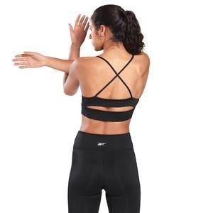 Wor New Tri Backbra- Pad Kadın Siyah Tişört FQ0427