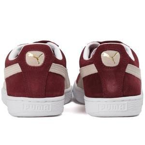Suede Classic+ Erkek Bordo Günlük Ayakkabı 35263475