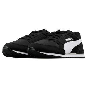 St Runner V2 Mesh Jr Çocuk Siyah Günlük Ayakkabı 36713506