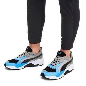 X-Ray Glitch Unisex Gri Günlük Ayakkabı 37260301