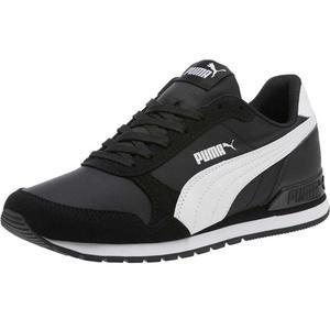 St Runner V2 Nl Jr Çocuk Siyah Günlük Ayakkabı 36529301