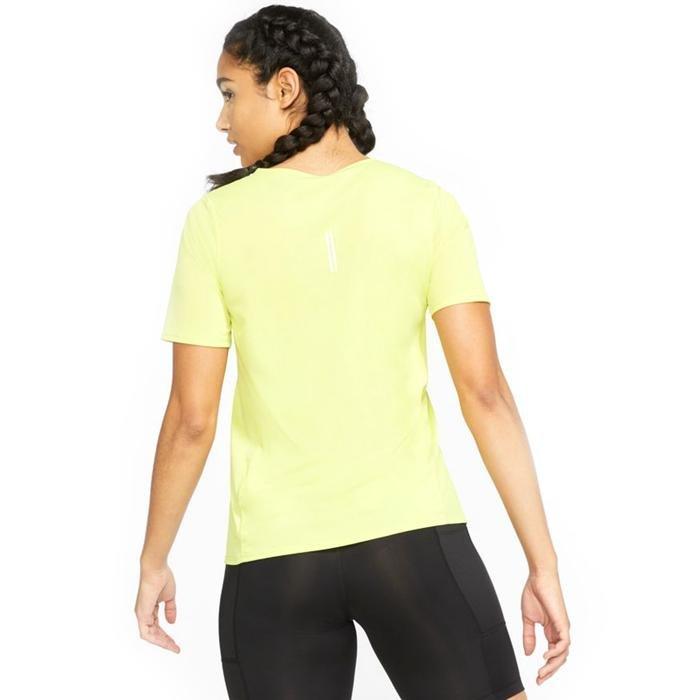 Nk City Sleek Top Ss Kadın Yeşil Tişört CJ9444-367 1174813