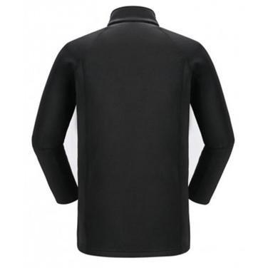 Kulun Erkek Siyah Polar Sweatshirt 2ASW18KULNBLACK-BLACK 1086600