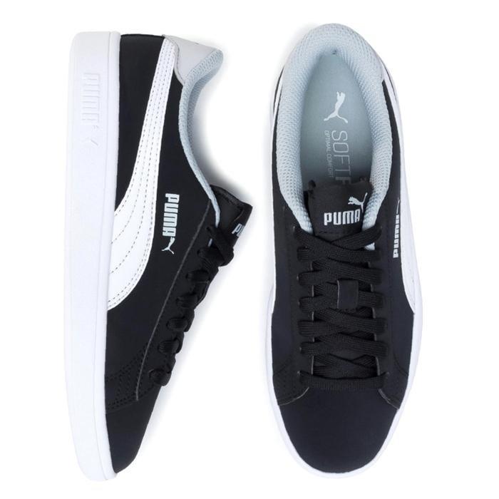 Smash V2 Buck Jr Çocuk Siyah Günlük Ayakkabı 36518214 1138410