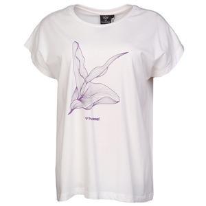 Hortencia Kadın Beyaz Tişört 910982-9003