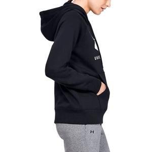 Rival Fleece Kadın Siyah Sweatshirt 1348550-001