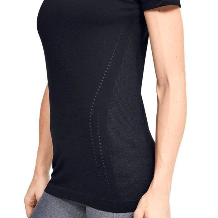Seamless Ss Kadın Siyah Tişört 1351604-001 1186067
