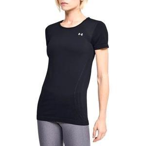 Seamless Ss Kadın Siyah Tişört 1351604-001