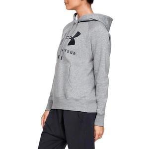 Rival Fleece Kadın Gri Sweatshirt 1348550-035