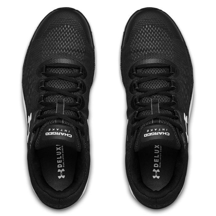 Charged İntake 4 Erkek Siyah Koşu Ayakkabısı 3022591-001 1186228