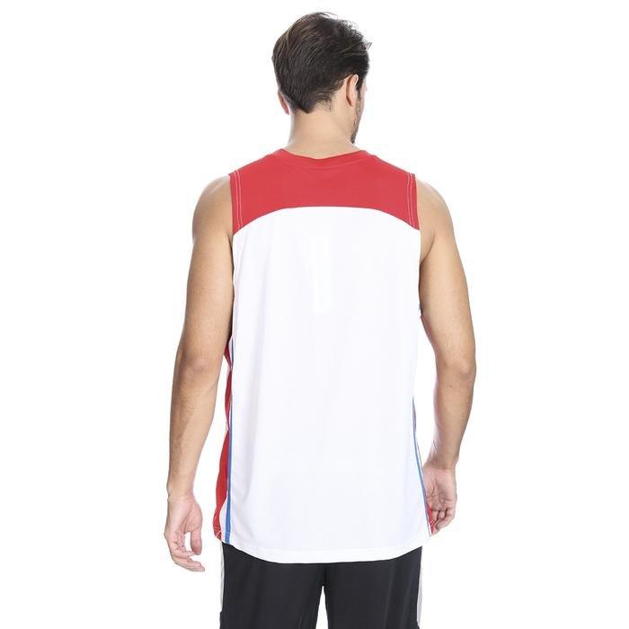 Bronco Erkek Beyaz Basketbol Forma 201422-BKX 636335