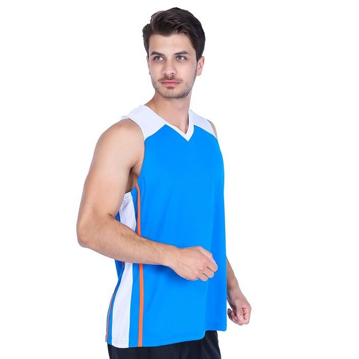 Bronco Erkek Mavi Basketbol Forma 201422-XBT 636353