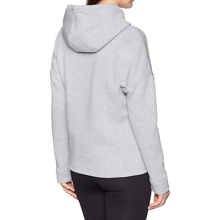 Rival Fleece Bl Kadın Gri Sweatshirt 1325318-035 1078929