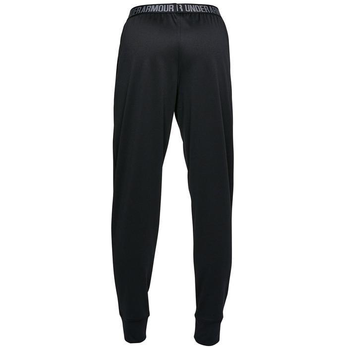 Play Up Pant - Solid Kadın Siyah Eşofman Altı 1311332-001 1078957