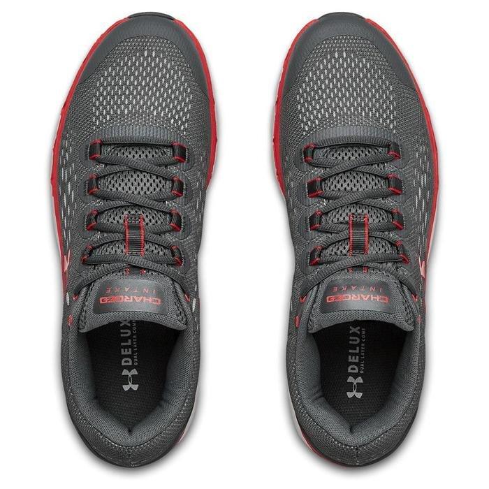 Charged Intake 4 Erkek Gri Koşu Ayakkabısı 3022591-101 1186237