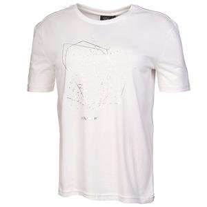 Dalila Kadın Beyaz Tişört 910966-9003