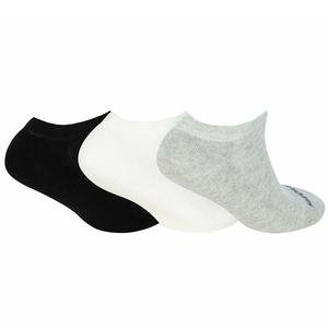 U SKX Padded Low Cut Socks 3 Pack