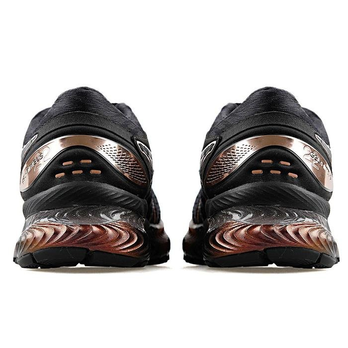 Gel-Nimbus 22 Platinum Kadın Siyah Koşu Ayakkabısı 1012A664-001 1180618