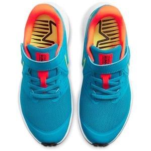 Star Runner 2 (Psv) Çocuk Mavi Koşu Ayakkabısı at1801-403