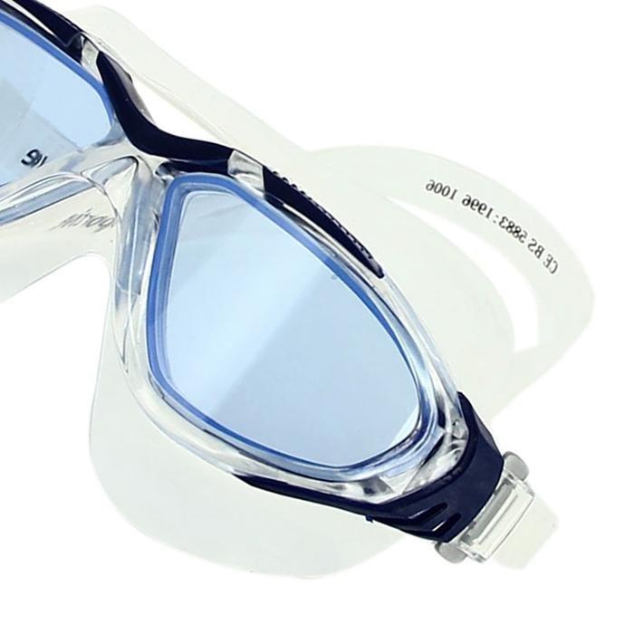 Unisex Beyaz Yüzücü Gözlüğü SR-1006-NAVY 523482