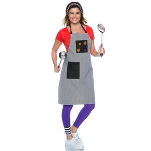 Kadın Şef Mutfak Önlük AON1S15
