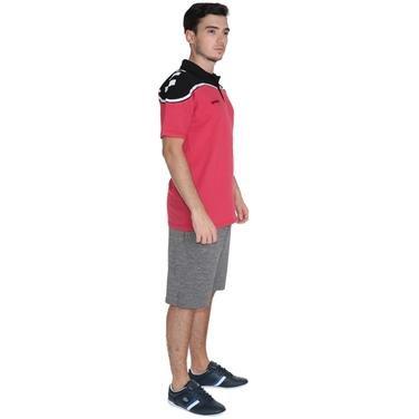 New Line Erkek Pembe Basketbol Polo Tişört 201461-0KS 636721