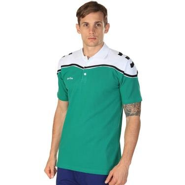 New Line Erkek Yeşil Basketbol Polo Tişört 201461-0YB 636759