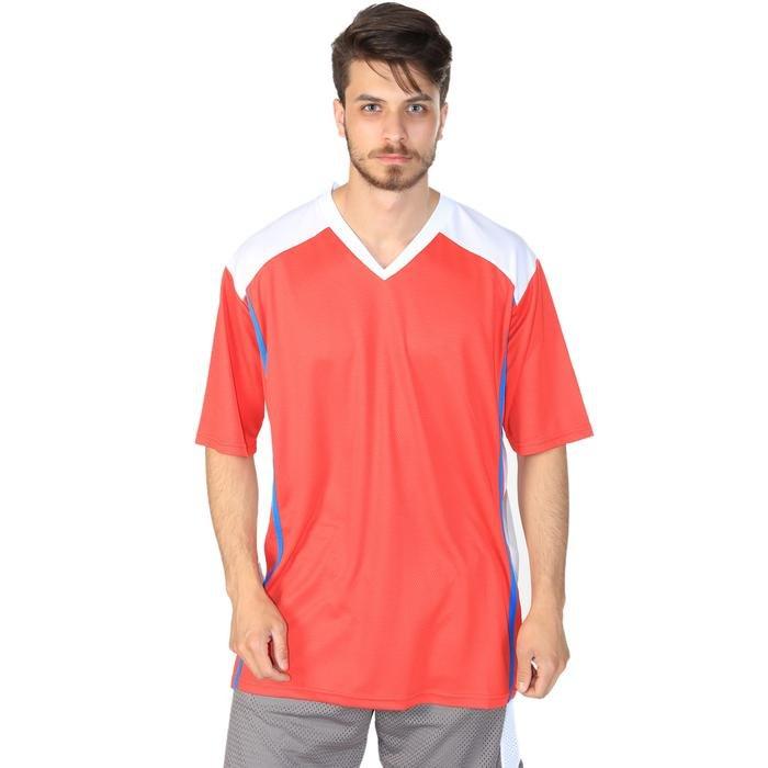 Bronco Erkek Kırmızı Basketbol Forma 201432-KBX 636514