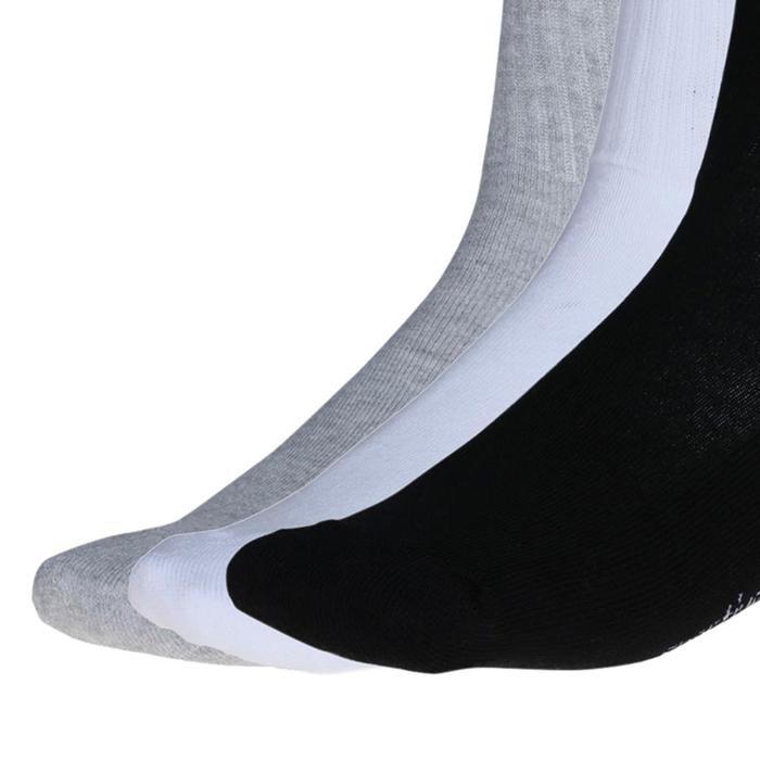Çok Renkli 3'lü Tenis Çorabı 2013006-N-BSG 978105