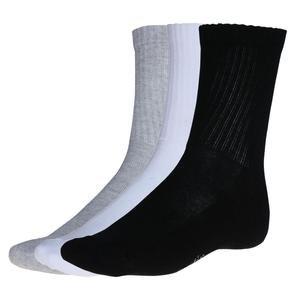 Çok Renkli 3'lü Tenis Çorabı 2013006-N-BSG