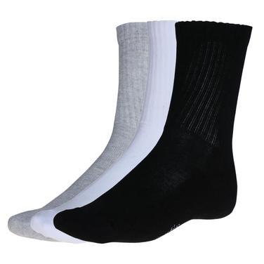 Çok Renkli 3'lü Tenis Çorabı 2013006-N-BSG 978107