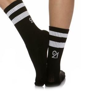 Antrenman Kadın Siyah Çorap MSC1L09
