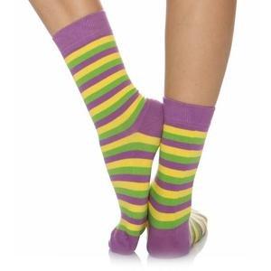 Basic Kadın Çok Renkli Çorap WSC0415