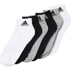 3'lü Kadın Çok Renkli Antrenman Çorabı AA2310
