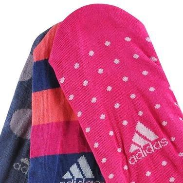 3'lü Kadın Çok Renkli Antrenman Çorabı AJ9649 818375