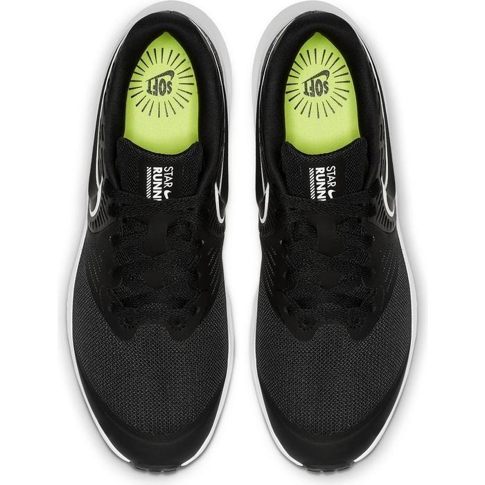 Star Runner 2 (Gs) Unisex Siyah Koşu Ayakkabısı AQ3542-001 1142771