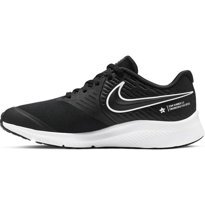 Star Runner 2 (Gs) Unisex Siyah Koşu Ayakkabısı AQ3542-001 1142770
