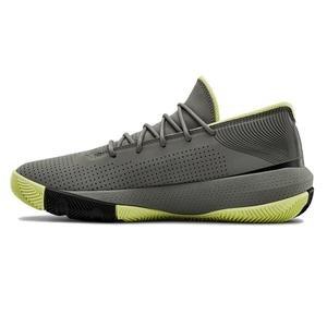 Sc 3Zer0 İii Erkek Gri Basketbol Ayakkabısı 3022048-302