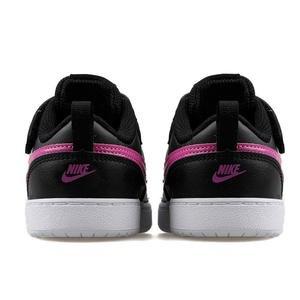 Court Borough Low 2 (Tdv) Çocuk Siyah Günlük Ayakkabı BQ5453-003