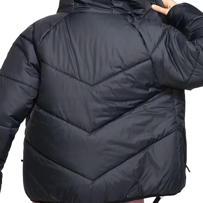 Nsw Wr Syn Fill Kadın Siyah Ceket BV2906-010 1109583